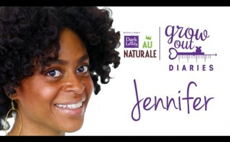 Meet Jennifer | Dark and Lovely Au Naturale Grow Out Diaries
