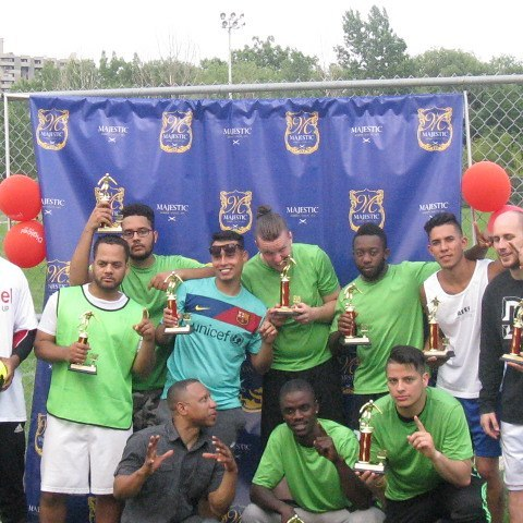 2015. Majestic Barber Soccer Tournament CHAMPION. Register now for our July 3rd Tournament. Majesticbarber.com