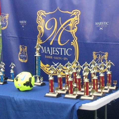 Go to www.majesticbarber.com to register for our Soccer Tournament this July 3rd.